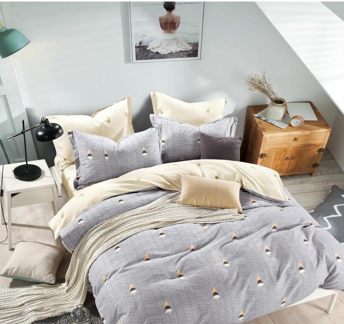 Lenjerie de pat din Finet satinat gros - F19-12 0