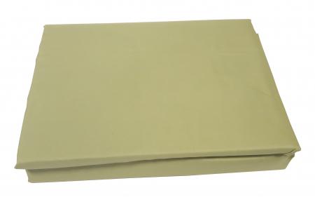 Lenjerie de pat din Bumbac Satinat / 2 persoane / 4 piese - F22-123