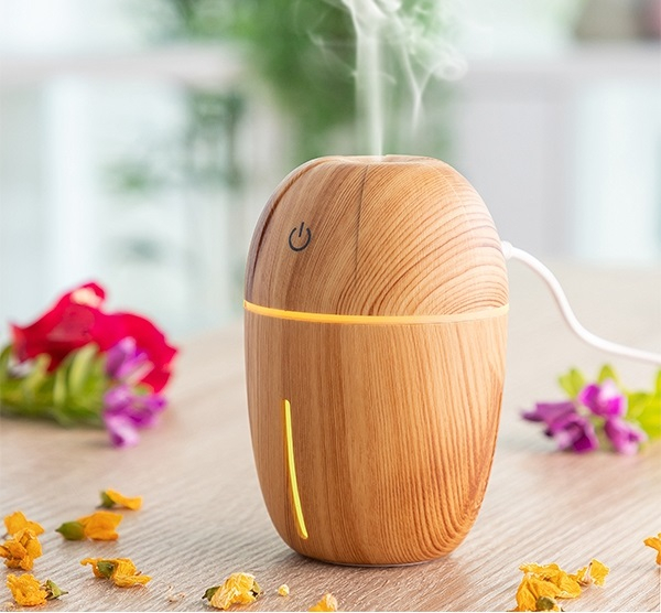 Mini Umidificator Honey Pine Home Deco - BellFyd 0