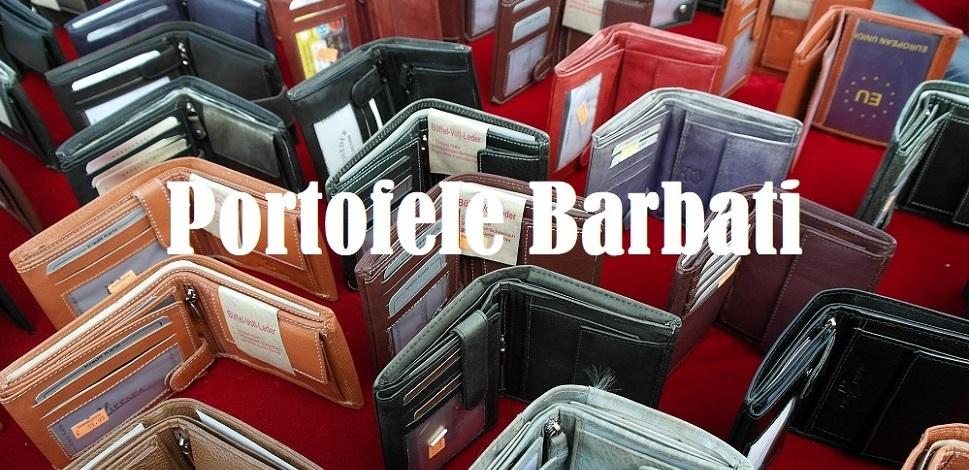 Portofele Barbati