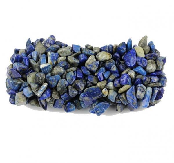 Bratara cu pietre semipretioase lapis lazuli 1