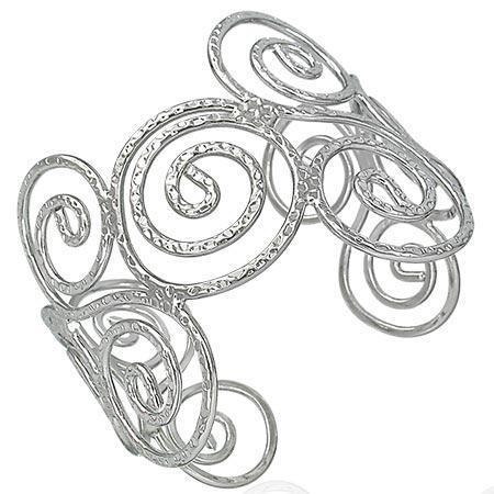 Bratara lata reglabila cu spirale 0