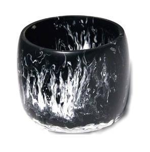 Bratara lata neagra eleganta 0