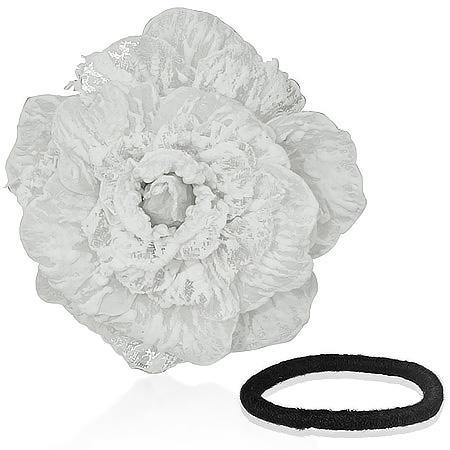 Brosa sau clema par in forma de floare 0
