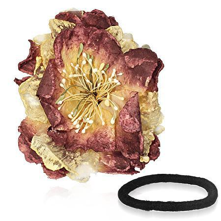 Brosa sau clema par in forma de floare 0