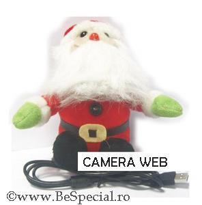 Camera web USB Mos Craciun 0