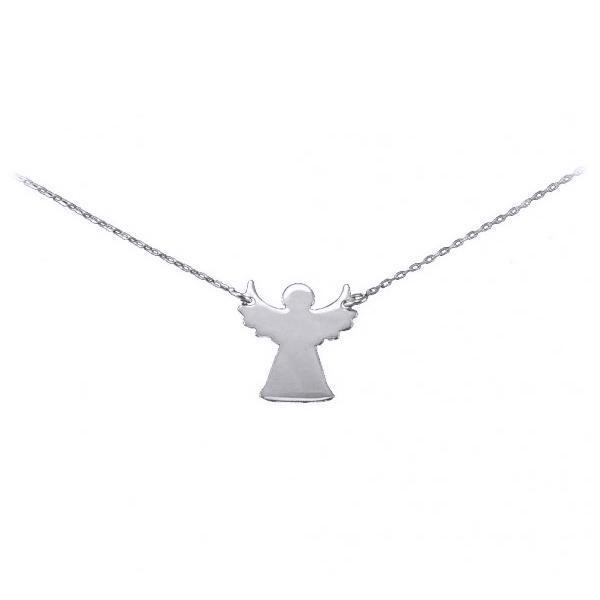 Colier argint 925 cu ingeras - Be Spiritual 0