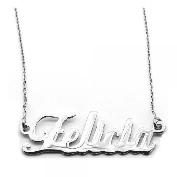 Colier din argint 925 personalizat Felicia 0