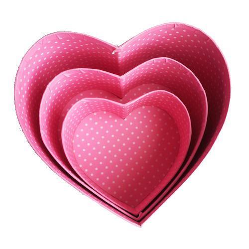 Cutie bijuterii inimioara cu fundita [2]