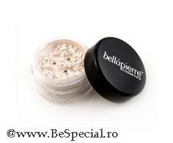 Fard natural BellaPierre cu minerale SNOWFLAKE 0