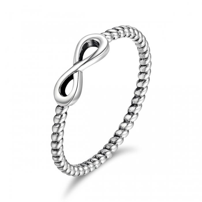 Inel argint 925 cu infinit - Infinite You IST0028 0