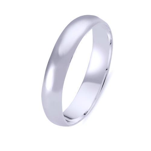 Inel argint 925 model verigheta 4 mm ITU0026 0
