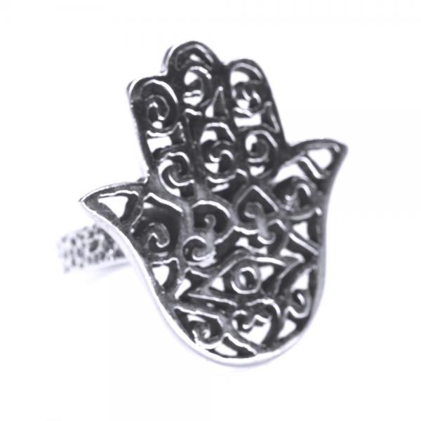 Inel argint 925 mana lui Fatima [1]