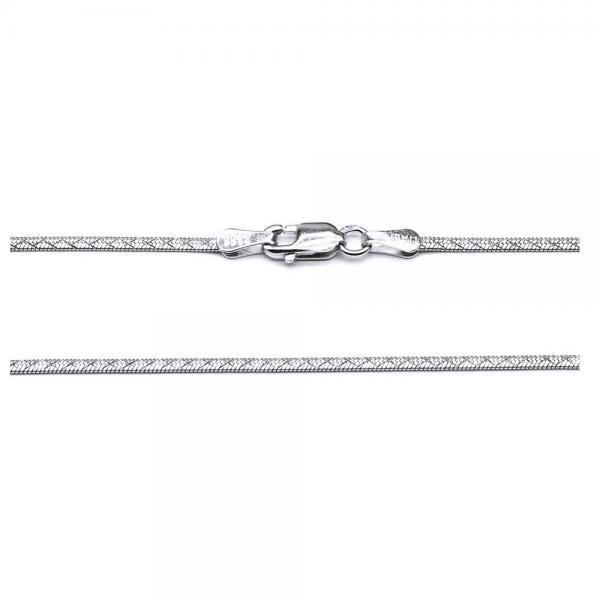 Lant argint 925 45 cm lungime 0
