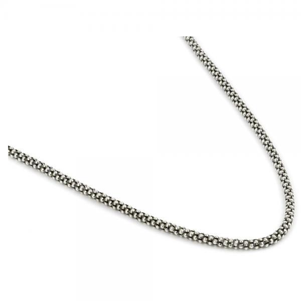 Lant argint 925 56 cm model coreana 2.4 mm grosime 0