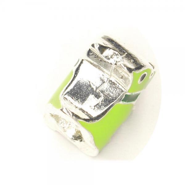 Pandant argint 925 catel pentru bratara tip charm catel 1