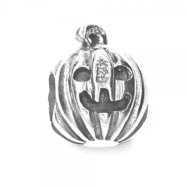 Pandant argint 925 dovleac pentru bratara tip charm 0