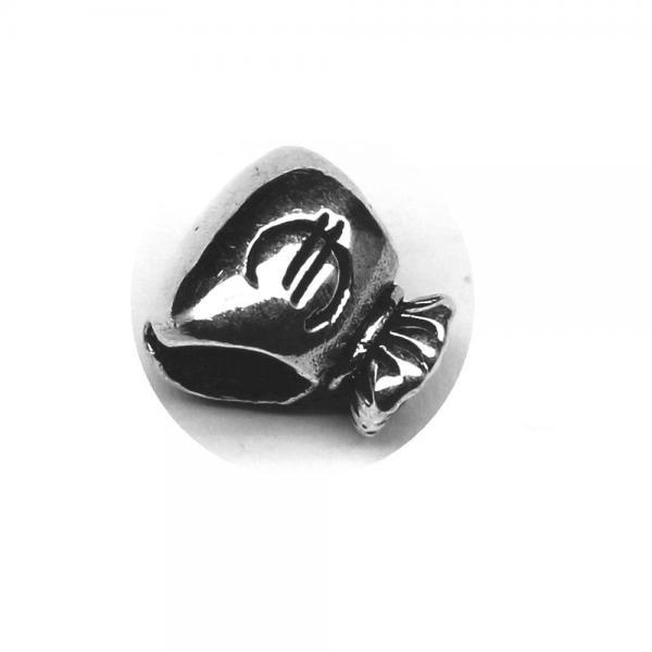 Pandant argint 925 gentuta pentru bratara tip charm 0