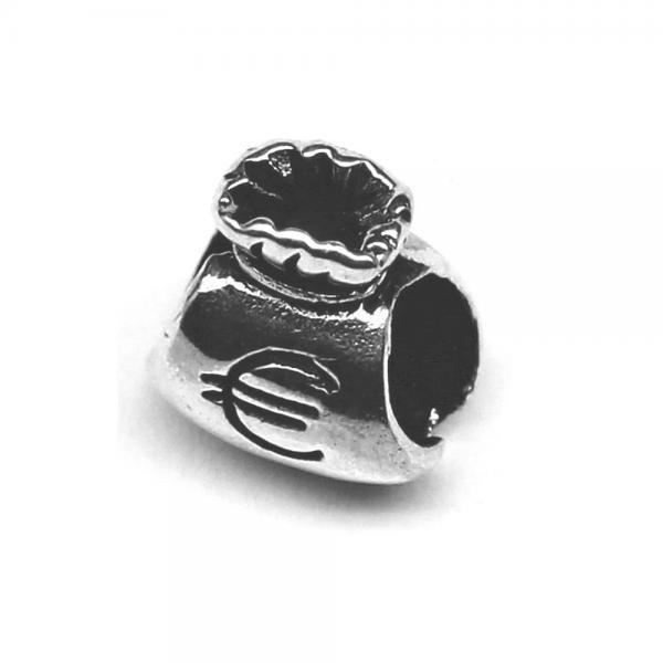 Pandant argint 925 gentuta pentru bratara tip charm 1