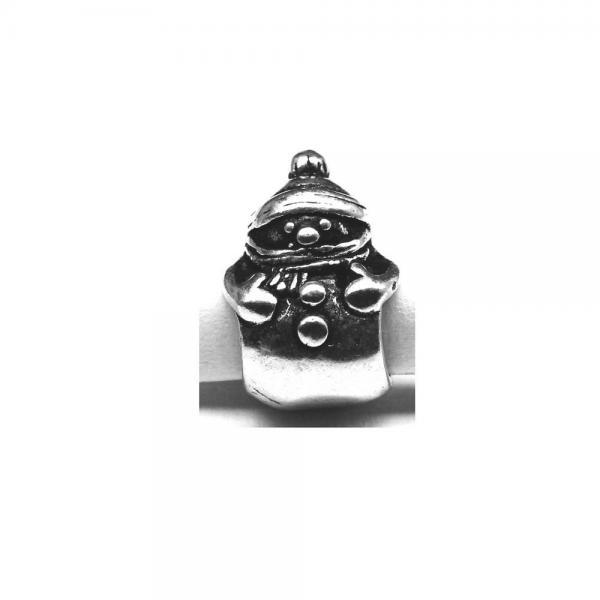 Pandant argint 925 om zapada pentru bratara tip charm 0