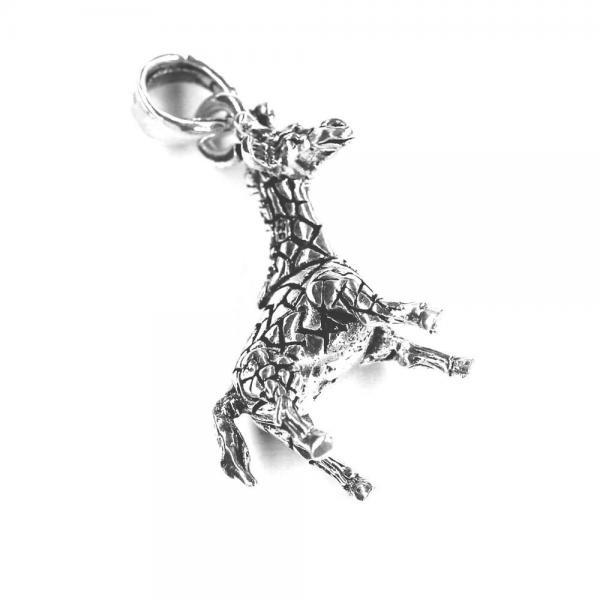 Pandantiv argint 925 girafa cu parti mobile 1