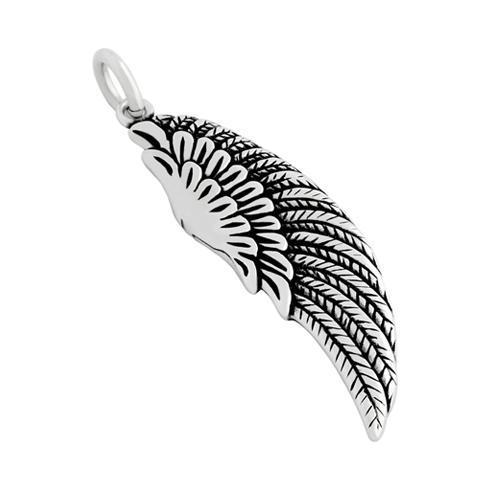 Pandantiv argint 925 aripa de inger protector - Be Protected 0