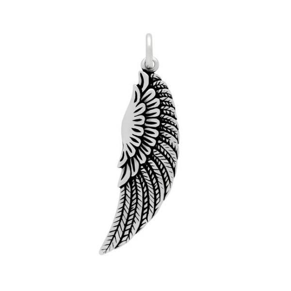 Pandantiv argint 925 aripa de inger protector - Be Protected 1