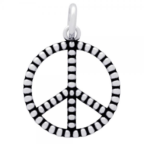 Pandantivargint 925 cu simbolul pacii 1