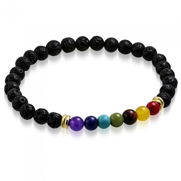 Bratara 7 Chakre - Meditation Bracelet BSL3332 0