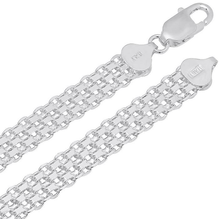 Bratara argint 925 model bismark 0