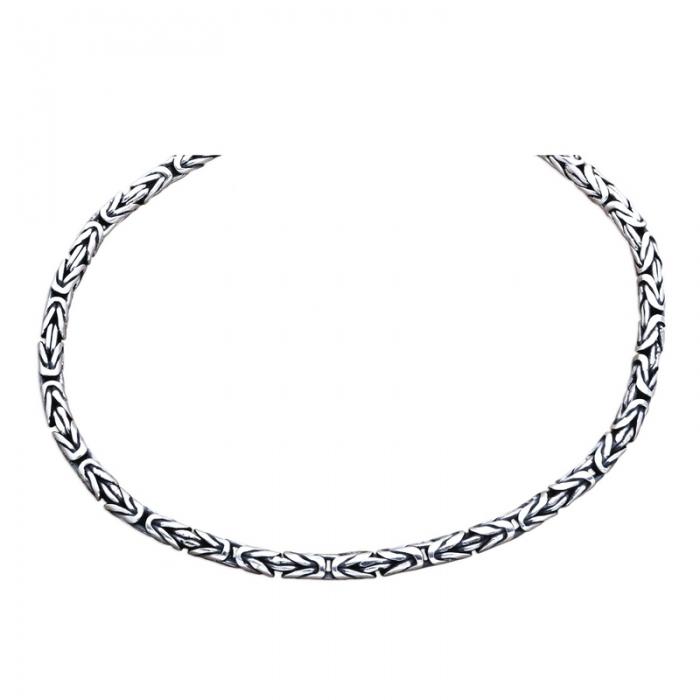 Bratara argint 925 cu model indian, Tara 2
