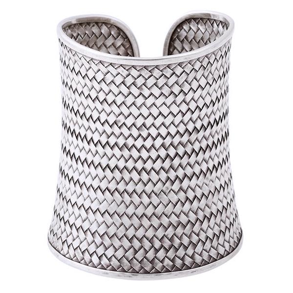 Bratara argint 925 impletita, Batsheeba 0