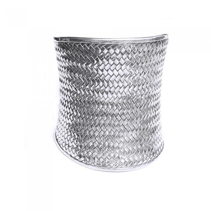Bratara argint 925 impletita, Batsheeba 1