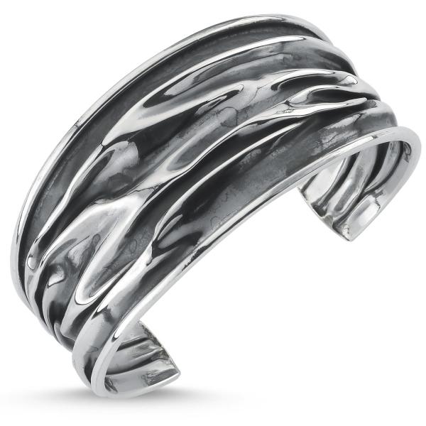 Bratara argint 925 model scoarta de copac - Be Authentic BTU0057 0