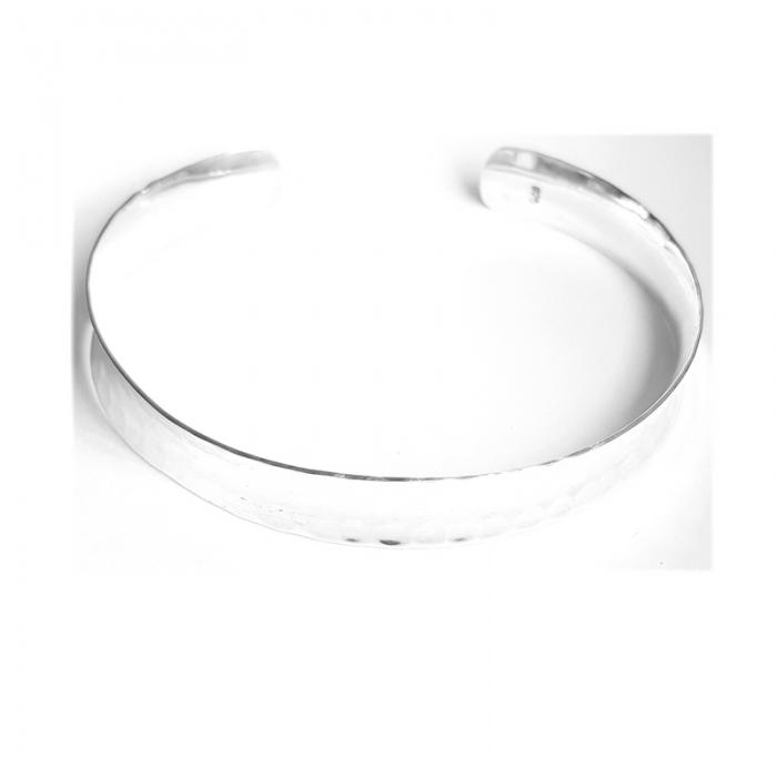 Bratara argint 925 simpla, Goa 3