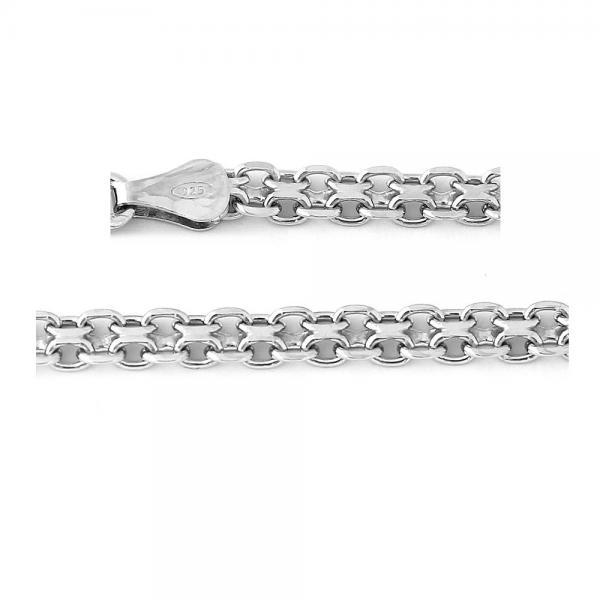 Bratara eleganta argint 925 model lant BRA0164 0