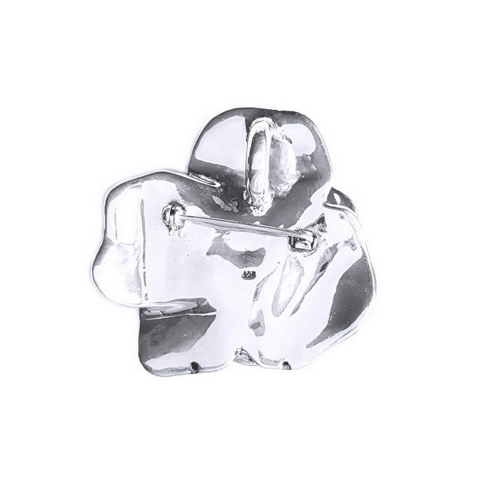 Pandantiv Brosa argint 925 trandafir, Rose 1