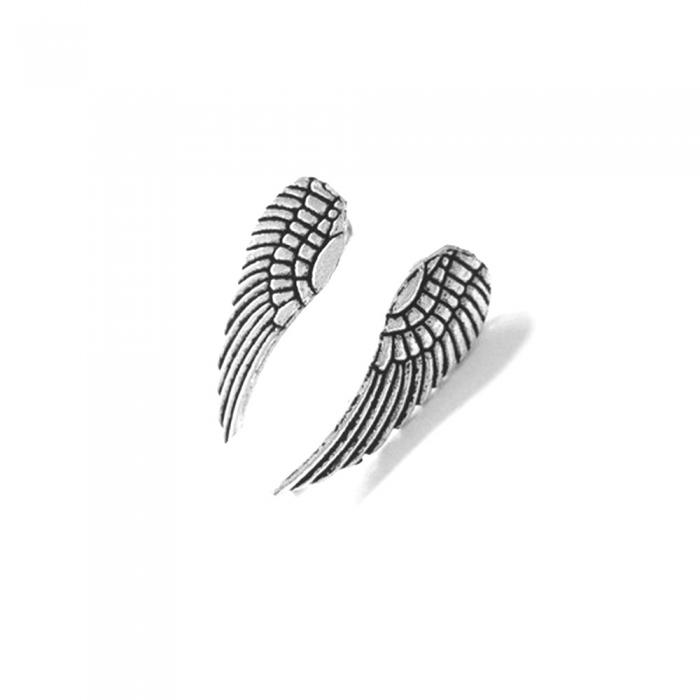 Cercei argint 925 cu aripi 0