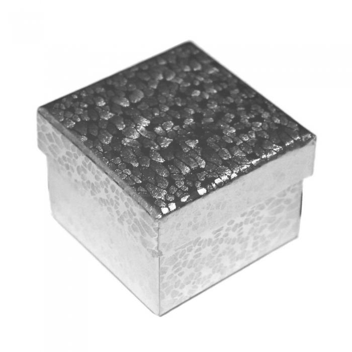Cercei argint 925 Israel floare cu granat - Be Nature EPO0016 2