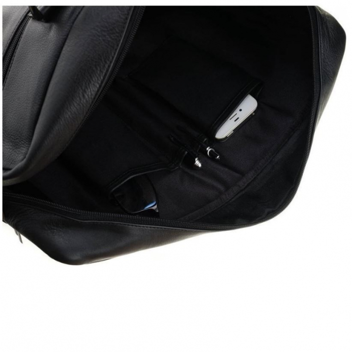 Geanta laptop din piele naturala de calitate GEAG100 6