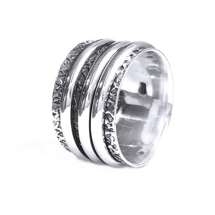 Inel argint 925 Antistres, Veda 0