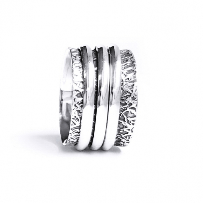 Inel argint 925 Antistres, Veda 2