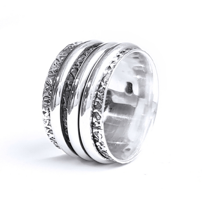 Inel argint 925 Antistres, Veda 3