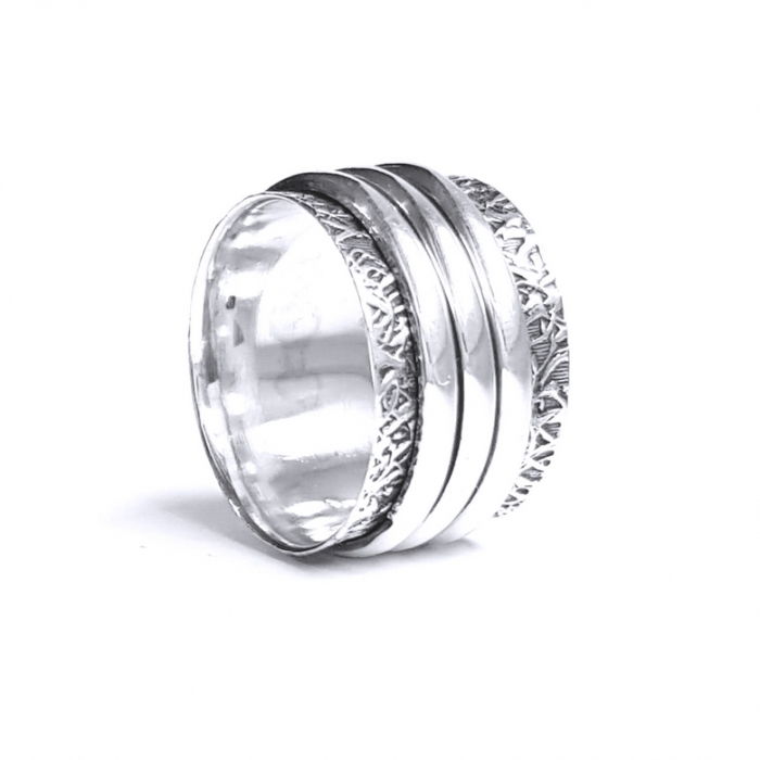 Inel argint 925 Antistres, Veda 1