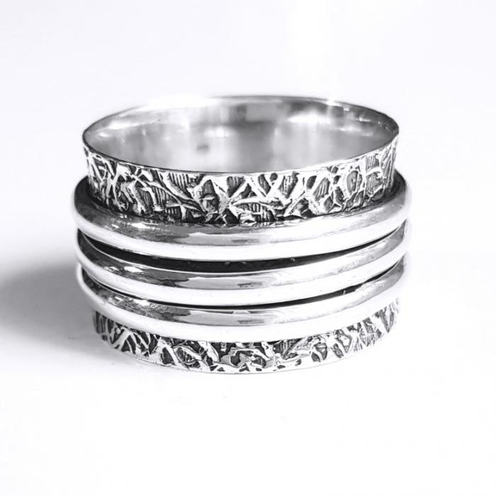Inel argint 925 Antistres, Veda 4