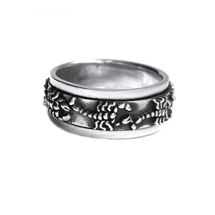 Inel argint 925 Antistres, Stinger 0