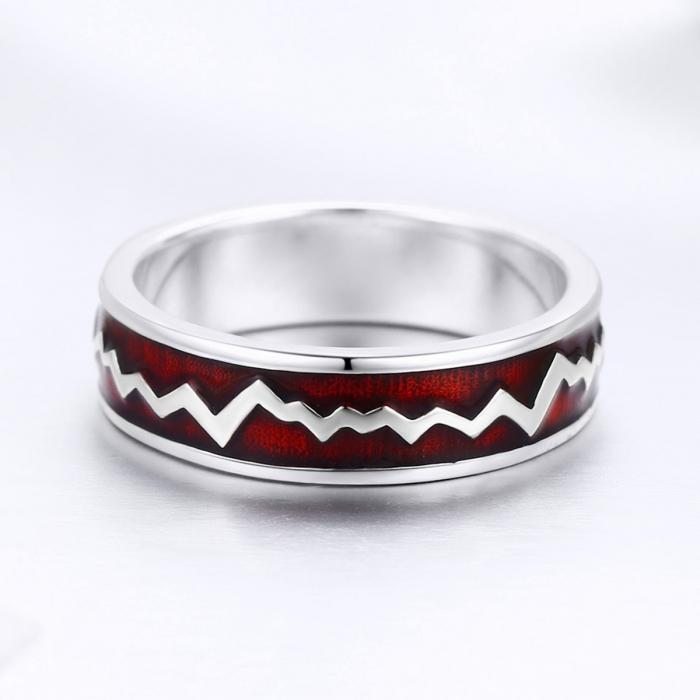 Inel argint 925 cu puls - Be Authentic IST0051 1