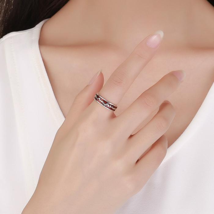 Inel argint 925 cu puls - Be Authentic IST0051 3