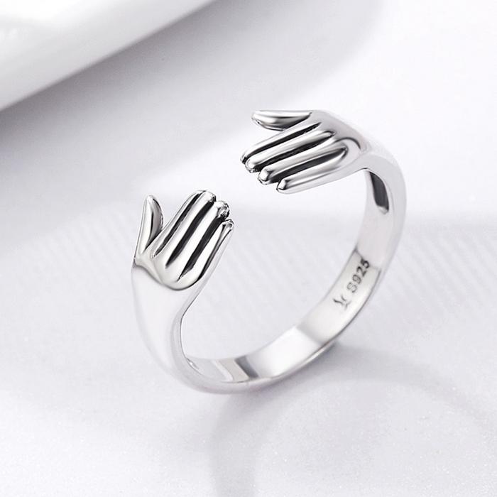 Inel argint 925 Imbratiseaza-ma Hug Me - Be Authentic IST0031 3