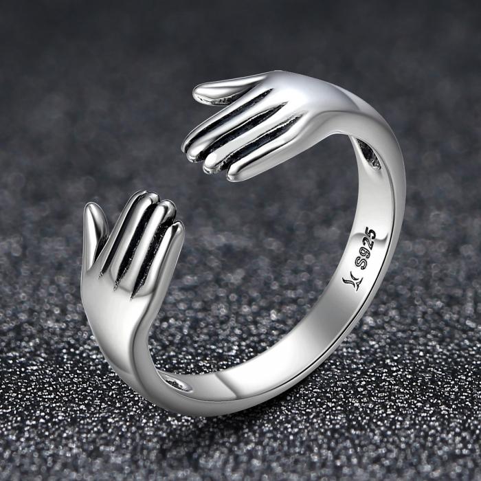 Inel argint 925 Imbratiseaza-ma Hug Me - Be Authentic IST0031 2